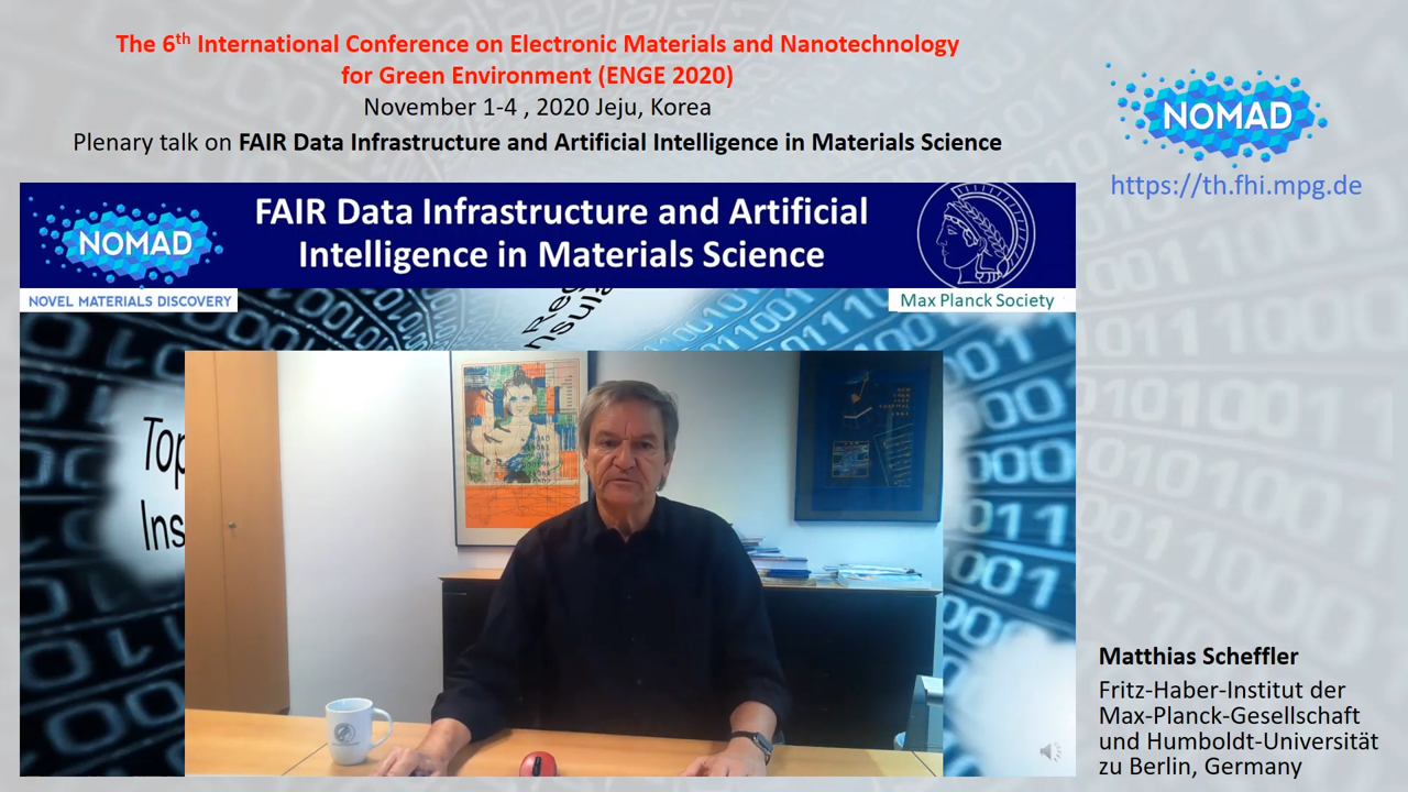 FAIR Data Infrastructure and Artificial Intelligence in Materials Science