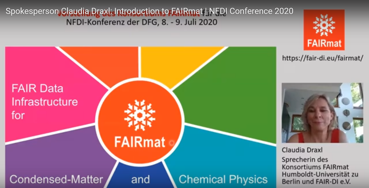 Introduction to FAIRmat (DE)