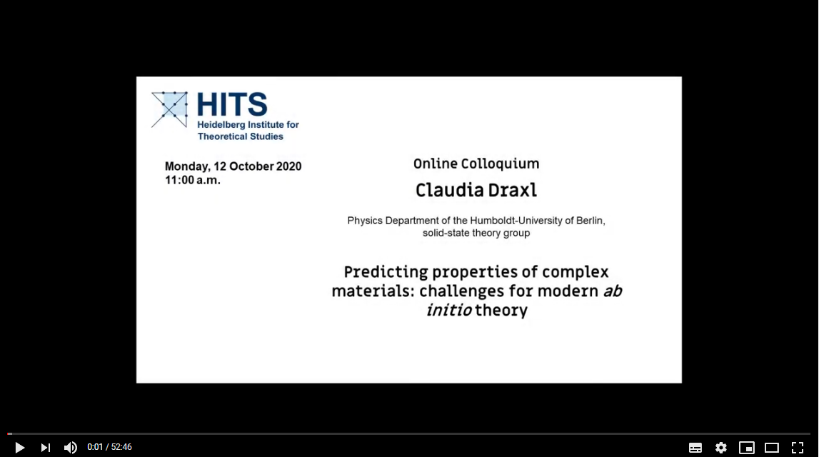 Predicting Properties of Complex Materials: Challenges for Modern Ab Initio Theory