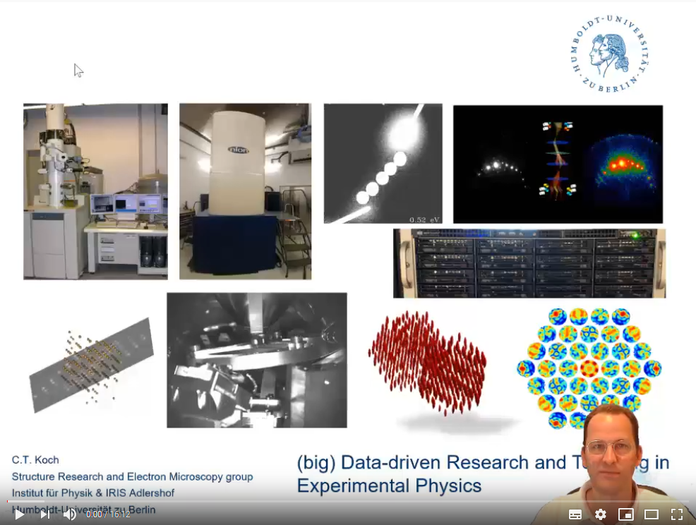 Filling in Missing Links of a FAIR Data Infrastructure for Electron Microscopy
